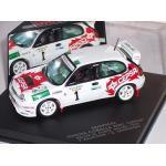 Toyota Corolla Wrc Rally 1999 Cepsa Weiss 1/43 Vitesse Modellauto Modell Auto