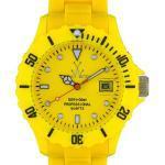 ToyWatch Unisex-Armbanduhr Analog Verschiedene Materialien FL03YL