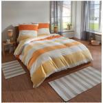 Orange Traumschlaf Bettwäsche