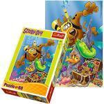 Trefl 43.909cm Scooby-DOO Puzzle (60)