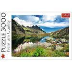 Trefl, Puzzle, Staroleśniański-Teich, Tatra, Slowakei, 3000 Teile, Premium Quality, für Kinder ab 16 Jahren