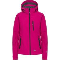 Trespass Softshelljacke »Damen Bela II, wasserdicht«, rosa, pink