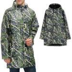 Tretorn - Wings Rain Jacket - Herren Regenmantel - tarnfarben