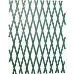 Triuso Wandspalier, grün, 60x180cm Kunststoff, wet