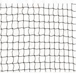 Trixie 44341 Schutznetz, 8 × 3 m, schwarz
