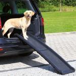Trixie - Easy Loader Hunderampe, Einstiegshilfe, Autorampe, Hundetreppe Gr. L