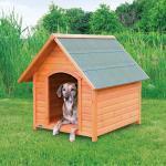 Trixie Hundehütte Natura Cottage, L: 96 × 105 × 112 cm