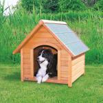 Trixie Hundehütte Natura Cottage, M: 77 × 82 × 88 cm