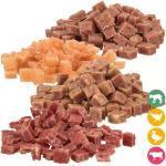 Trixie - Hundesnack Softwürfelchen 4er - Pack - 400 g