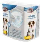 Trixie - Hundewindeln 12 Stück Gr. M - L, Bauchweite 36 - 52 cm