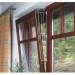 Trixie Kippfenster-Schutzgitter - 65 x 16 cm, weiß, Oberteil