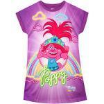 Trolls Mädchen Poppy Nachthemden Violett 140