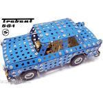 Tronico 9570 - TRONICO TRABANT S601 2-in-1 Metallbaukasten in 1:64