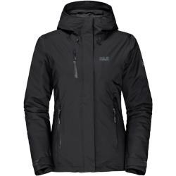 Troposphere Jacket Women Damen Winterjacke Outdoor Wanderjacke , XL XL black