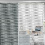 Türvorhang Fransenvorhang Insektenschutz Kettenvorhang Hakenvorhang 90x214.5cm