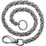 Silberne Tumundo Schlüsselketten & Hosenketten für Herren