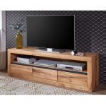 TV Sideboard aus Wildeiche Massivholz Zerreiche Massivholz