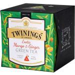 Twinings Exotic Mango & Ginger Green Tea, 15 Teebeutel 30 g
