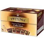 Twinings Flavoured Black Teas Collection, 20 Teebeutel 40 g