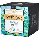 Twinings Medley of Mint Tea, Beeindruckt mit zwei Arten von Pfefferminz in perfekter Harmonie, 15 Teebeutel, Tee 2er Pack (2 x 30 g)