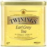 Twinings of London Hochwertiger Schwarzer Tee, Mit Bergamotte Aroma, Earl Grey, 500 gramm