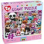 TY 53604 53604-Beanie Boos Giant Puzzle 35 Teile