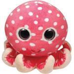 "Ty Beanie Boo, ""Ollie"", Tintenfisch pink, ca 24cm"