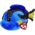 """Ty Beanie Boos, """"Aqua"""", Fisch, ca 42 cm"""