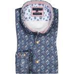 Übergröße : Colours & Sons, Freizeithemd in Flanell-Qualität in Blau für Herren
