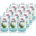 UFC Reines Kokoswasser 100% Pure Kokosnusswasser Thailand 500 ml 12 Pack