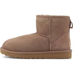 Ugg Boots Classic Mini Ii Taupe Damen