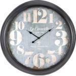 Uhr Bronx in ca.Ø93cm