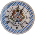 Unbekannt Bayerische Wanduhr