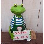 Unbekannt Frosch Zaunhocker Gärtner des Jahres