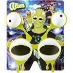 Unbekannt Schleimmonster Marsmännchen Alien Monster Außerirdischer Froschaugen