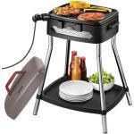Unold Elektro-Standgrill Barbecue Power Grill 58580, 2000 W, schwarz