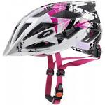 Uvex air wing white pink 52 - 57 cm