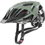 uvex Fahrradhelm quatro pixelcamo