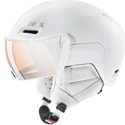 Uvex hlmt 700 visor Skihelm weiß 55-59cm