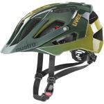 uvex quatro MTB-Helm forest/mustard 56-61