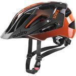 uvex quatro MTB-Helm titan/orange mat 52-57