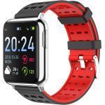 V5 Smartwatch für Android iOS Samsung Apple Xiaomi Bluetooth 1.3 Zoll Bildchirmgröße IPX-3 Wasserdichtes Niveau Wasserfest Touchscreen Herzschlagmonitor Blutdruck Messung Sport Stoppuhr Schrittzähler Lightinthebox