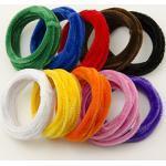 Vaessen Creative 1601-299 Pfeifenreiniger zum Basteln und Dekorieren, Cheniulle, Mehrfarbig, 16 x 12.6 x 0.4 cm, 10-Einheiten