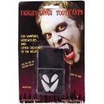Vampirzähne 'Blood Sucker' wiederverwendbar mit Abformmasse (Thermoplastik) - Perfekter Halt durch individuelle Anpassung by DURSHANI
