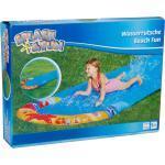 VEDES SF Wasserrutsche Beach Fun, 510 x 110 cm Wasserspielzeug, Mehrfarbig