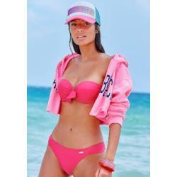Pinke VENICE BEACH Damenbikinis mit Bügel 42