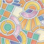 Venilia Glasdekorfolie Nancay 2 m x 67,5 cm