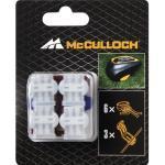 Verbinder McCulloch, 6 Stück für Mähroboter