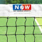 Vermont Tennisnetze für Einzel-Tennis 10m lang – eine Auswahl von Zwei (2,5mm Tennisnetz - 4,7kg)