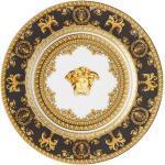 Versace I love Baroque kleiner Teller Nero